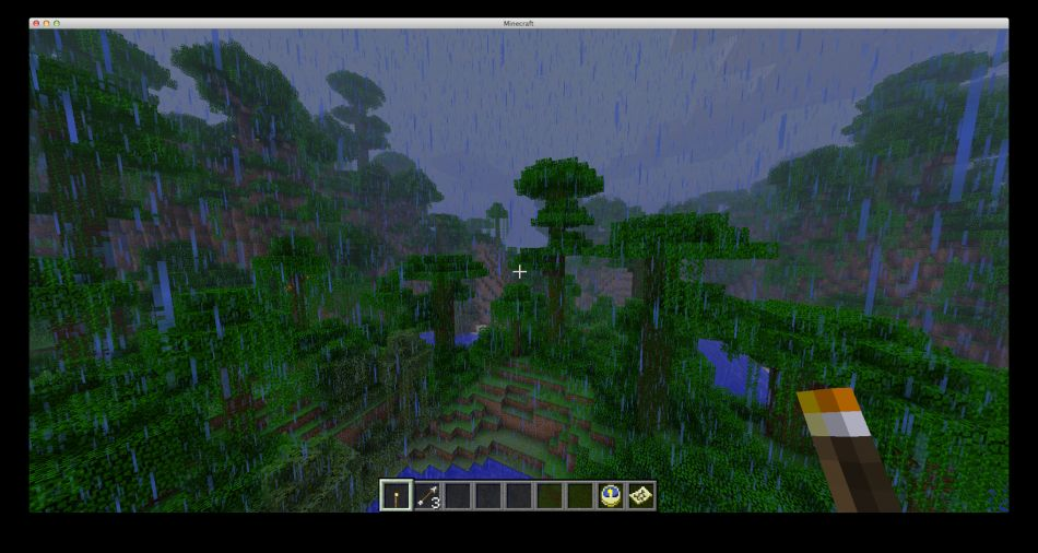Minecraft Seed Mayan Jungle And Floating Paradise 2