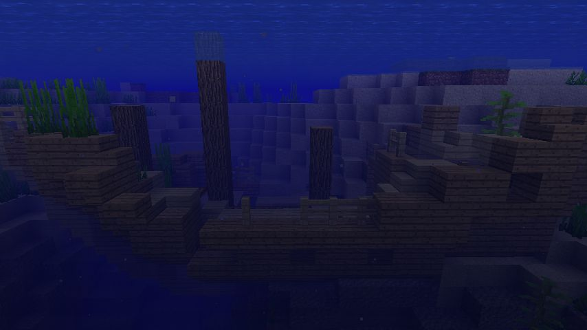 Minecraft Seed Shiprecked 3