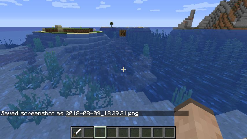 Minecraft Seed Shiprecked 4