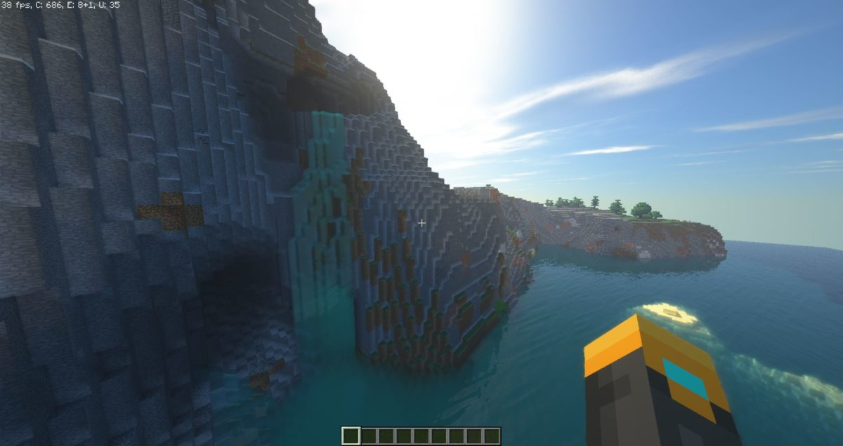Beautiful Mountainous Biome